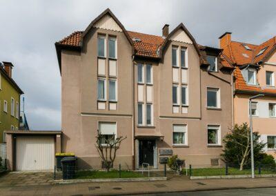 Mehrfamilienhaus Bielefelder Westen
