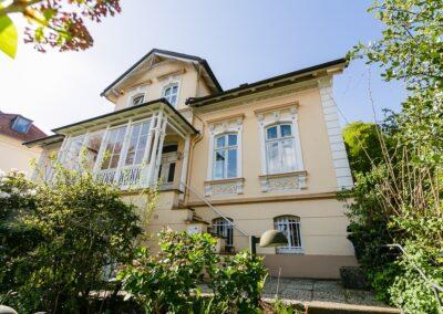 Charmantes Wohnhaus unterhalb vom Johannistal